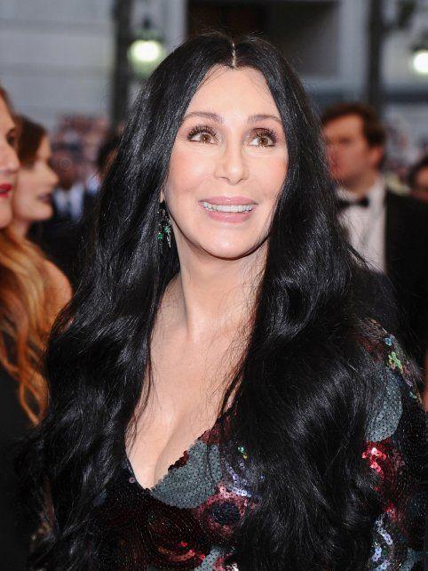 Cher en una imagen de mayo de 2015.