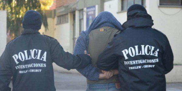Chubut. El acusado del abuso fue detenido ayer en un barrio de Trelew.
