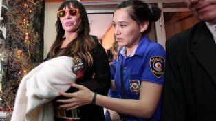 Moria fue detenida en Paraguay.
