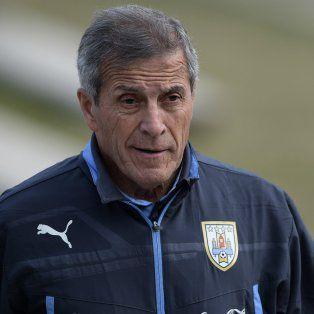 El Maestro Tabarez dijo que el equipo celste debe centrarse en lo que viene, sobre todo el partido por Eliminatorias ante Argentina.