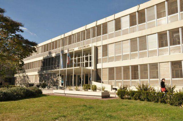 Tribunales de Entre Ríos.
