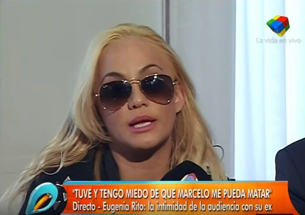 María Eugenia Ritó reveló sus secretos hoy en Intrusos.