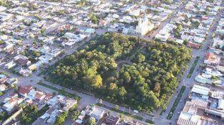 Mejora urbana. Actualmente el 75 por ciento de las calles son de tierra.
