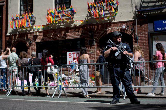 Homenaje. El Stonewall Inn