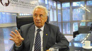 Solidario. El diputado Recalde desvinculó a De Vido del affaire de López.