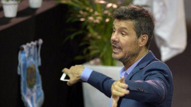 Me indigna la situación berreta del fútbol argentino, disparó Tinelli en su cuenta de Twitter