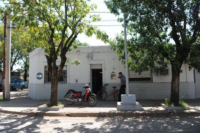 La comisaría de Pérez