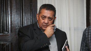 El dirigente kirchnerista Luis DElía, a juicio por la toma de la comisaría de La Boca.