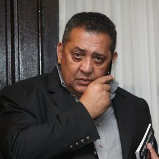 El dirigente kirchnerista Luis DElía defendió a la expresidenta Cristina Fernández de Kichner.