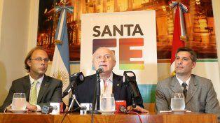 El gobierno de la provincia celebra las calificaciones favorables que recibió para emitir deuda.