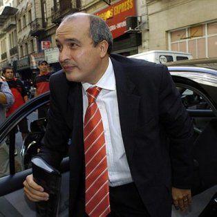 El exsecretario de Obras Públicas, José López, en la mira del fiscal Federico Delgado.