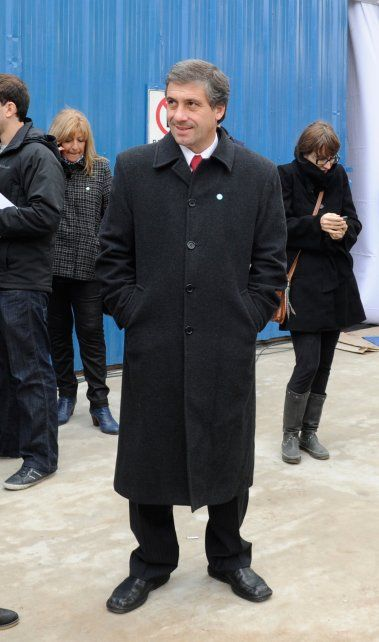 Al frente. Pedretti es el primer mandatario santafesino en ir a la Justicia.