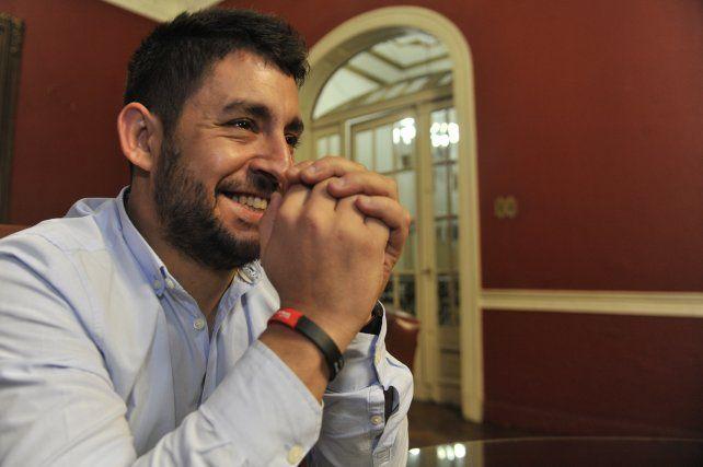 El candidato de hoy: Roberto Mensi