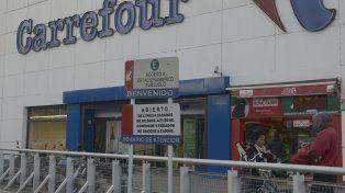 el último en sumarse. La firma Carrefour inició esta semana una medida cautelar a través de la que solicitó la suspensión de la normativa.