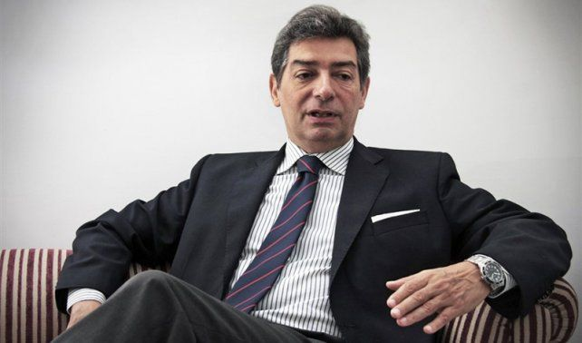 El santafesino Horacio Rosatti.