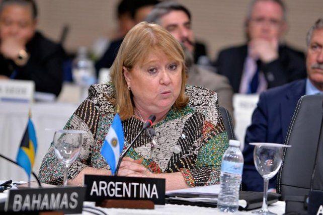 La OEA apoya reclamos de Argentina sobre Malvinas