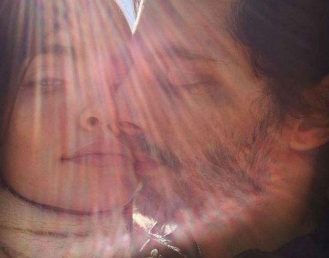 Eva de Dominici y Joaquín Furriel ya no se ocultan.