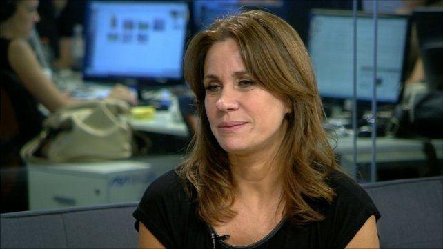 Nancy Dupláa se presentó en el programa Mejor de noche