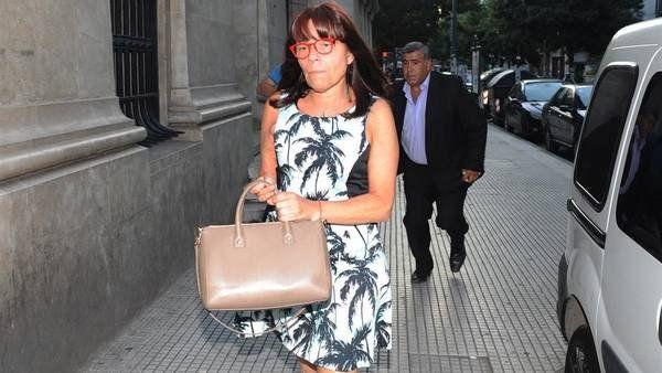 A cargo. La jueza Palmaghini seguirá investigando la muerte del fiscal de la Amia.