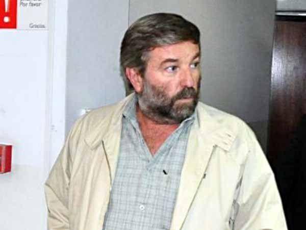 El camarista Juan Bernardi.