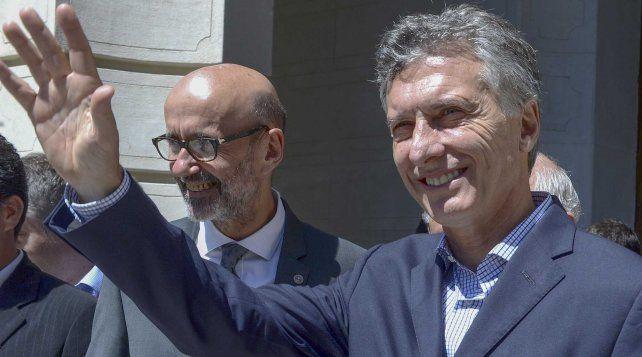 Macri llegará a Rosario entre las 10 y 11 del lunes. Estará unos 45 minutos en la ciudad.