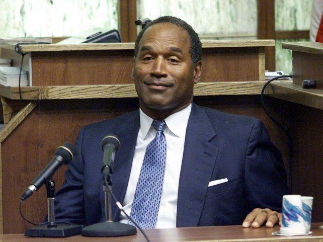 OJ Simpson está detenido desde hace varios años por el asesinato de su esposaNicole Brown.