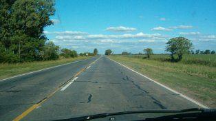 El trágico accidente ocurrió en la ruta nacional 34