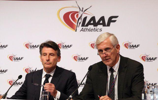 El president de la IAAF