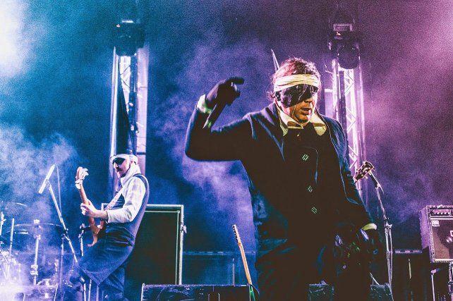 Alternativo. Rúa era uno de los cantantes del grupo que se formó en los 90.