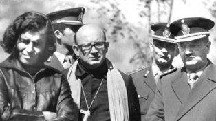 Mártir. El religioso fue asesinado el 4 de agosto de 1976.