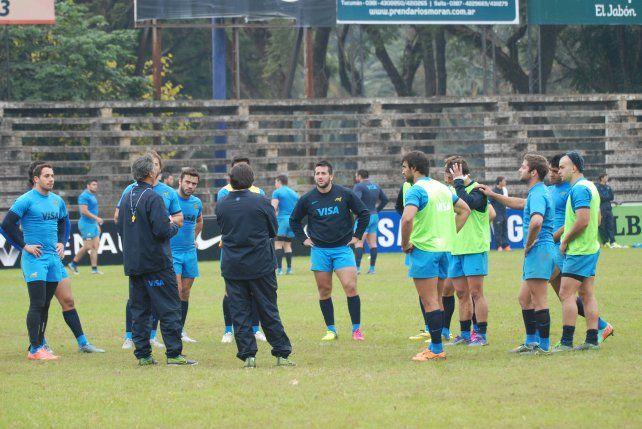 Herrera y Ortega Desio van al XV titular