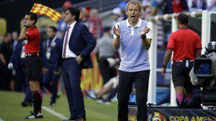 Klinsmann le inyectó una alta dosis de confianza a sus jugadores y los resultados están a la vista.