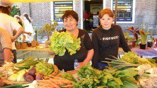 De la huerta a la mesa. En Rosario hay múltiples ferias que ofrecen productos sin agroquímicos.