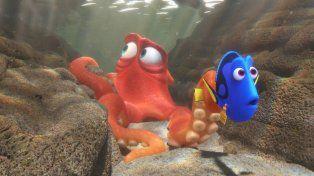 La secuela de Buscando a Nemo (2003) parte del derrotero de Dory