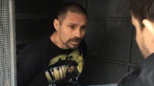 Las fotos de Pérez Corradi, el prófugo que fue arrestado esta mañana en Paraguay