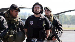 Pérez Corradi fue detenido donde todos sabían que estaba
