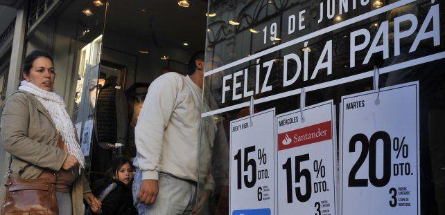 Ventas por el Día del Padre: para Came bajaron 7,5%, según Fedecámaras subieron 5%