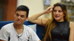 Marian y Dante en Gran Hermano