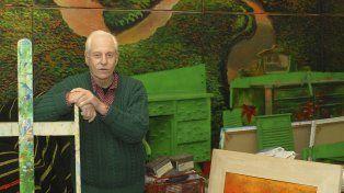 Garcia Uriburu fue pionero del land-art