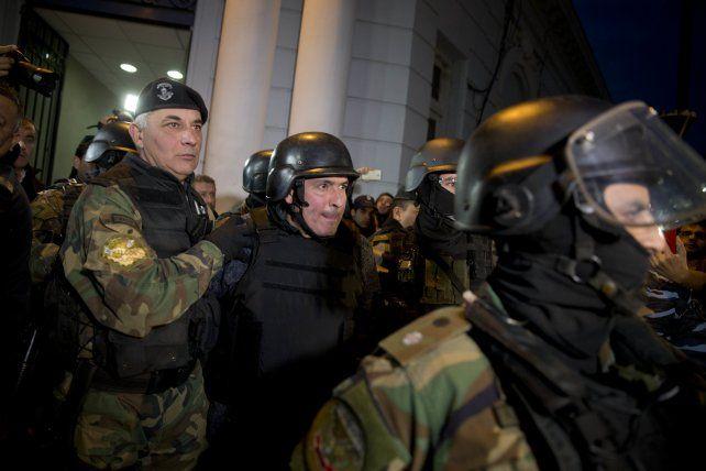 El Frente para la Victoria echó del bloque del Parlasur a José López y pedirá que lo expulsen del cuerpo