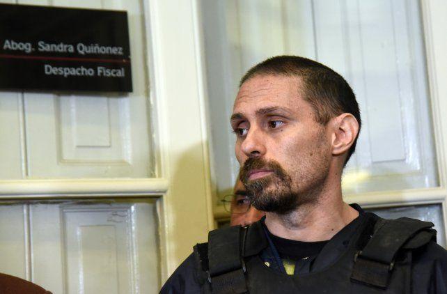 Pido seguridad para mí y mi familia, dijo Pérez Corradi y aseguró que es inocente