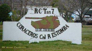 Chajarí. El soldado Fabricio Bermani fue asesinado cuando estaba de guardia en el Regimiento de Caballería 7.