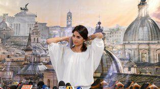 Juventud. Virginia Raggi arrasó en Roma con 67% al candidato oficialista.