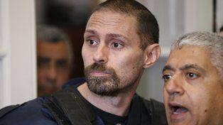 Pocas palabras. Pérez Corradi fue llevado ayer ante la Justicia paraguaya