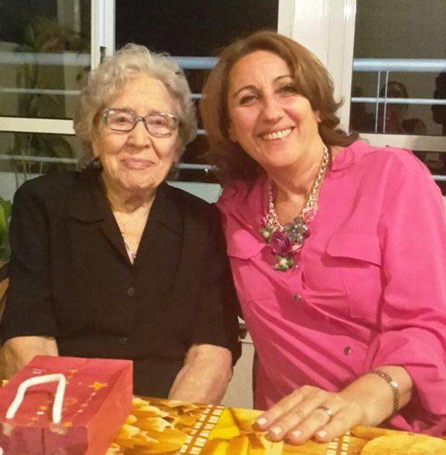 Falleció la madre de la intendenta Mónica Fein por problemas de salud relacionados con la edad