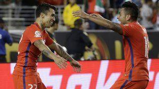 Mañana será el turno de Chile y Colombia por un lugar en la final de la Copa América