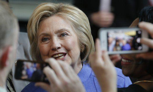 Confianza. Hillary