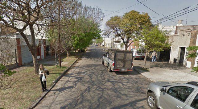 El atraco ocurrió cerca de la medianoche en una casa ubicada en Méjico al 700