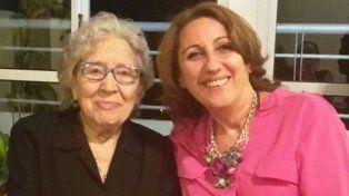 Falleció la madre de la intendenta Mónica Fein