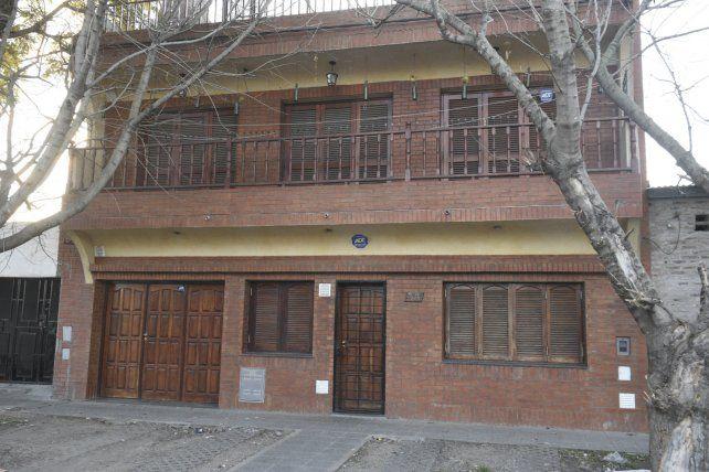 El asalto se produjo anoche en barrio Belgrano